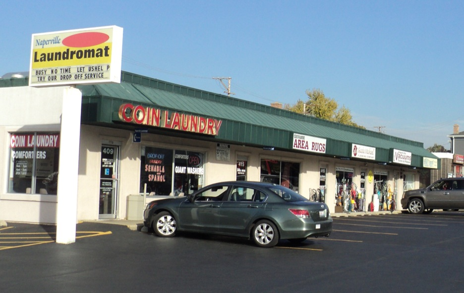 Commercial - Strip Mall